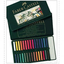 Caja pasteles Polychromos Faber Castell 60 coloes.