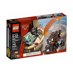 LEGO Cars 9483  Agent...
