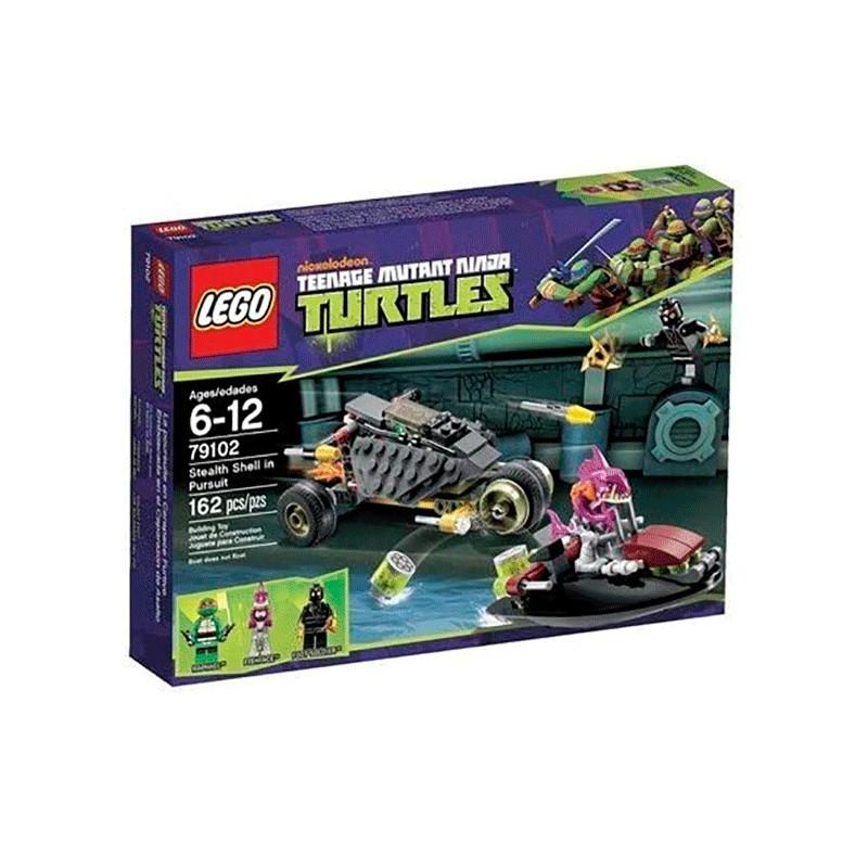 lego tortugas ninja 79102