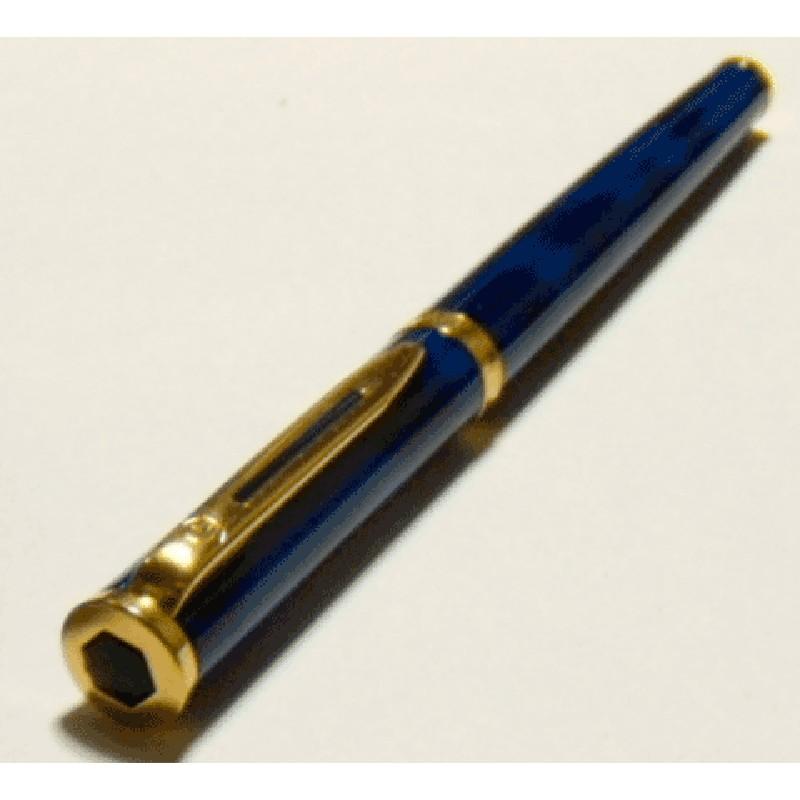 pluma estilográfica waterman preface laca azul