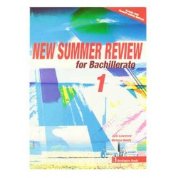NEW SUMMER REVIEW FOR BACHILLERATO 1. 9789963478170