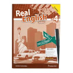 REAL ENGLISH WORKBOOK 4 ESO. 9789963482382