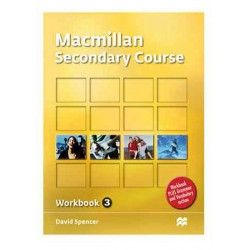 MACMILLAN SECONDARY COURSE WORKBOOK 3. 9781405098366