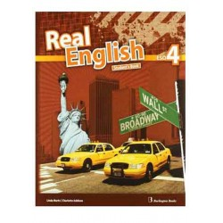 Libro Inglés Real English 4º ESO. Student's book. 9789963482368.