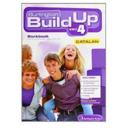 9789963480227 BUILD UP 4 ESO. WORKBOOK. Burlington.