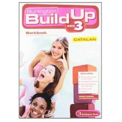 BUILD UP 3º ESO WORK BOOK. 9789963480128 català