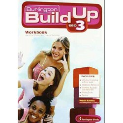 BUILD UP 3 ESO WORKBOOK - 9789963480111