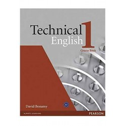 9781405845458 - TECHNICAL ENGLISH 1 COURSE BOOK