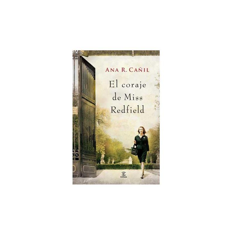 EL CORAJE DE MISS REDFIELD. Ana R. Cañil. 9788467008821