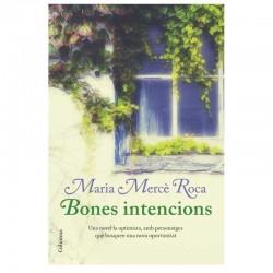 llibre BONES INTENCIONS. Maria Mercà Roca. 9788466414241