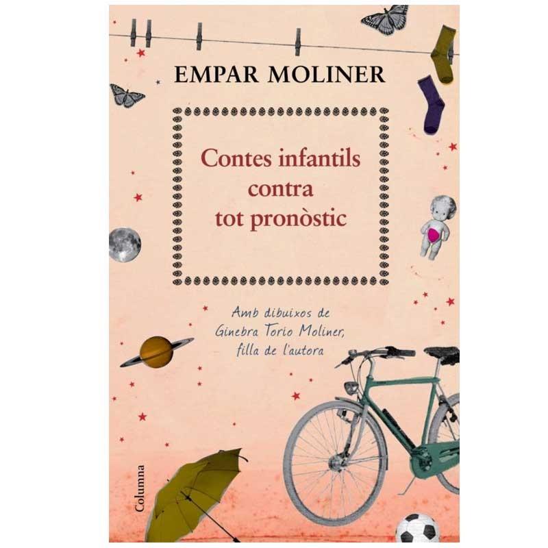 llibre CONTES INFANTILS CONTRA TOT PRONÒSTIC. Empar Moliner  9788466417228